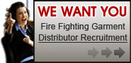 Fire Fighting Garment Distributor Recruitment
