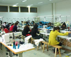 fire retardant fabric workshop