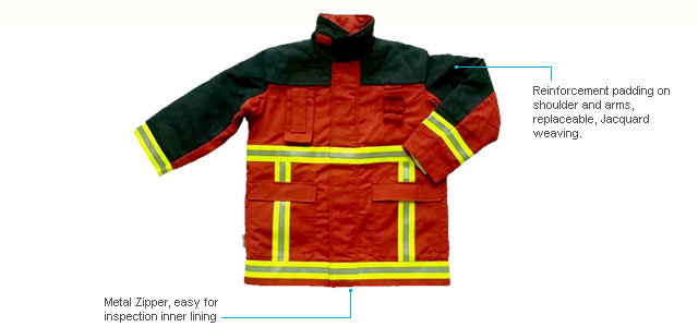 KANOX Fire Fighting Suit